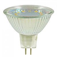 Лампа LED MR16 3W 210LM 6500K GU5,3 12V (TL)100шт