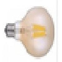 Лампа LED G80 4W AMBER E27 2700K 220V (TL)100шт