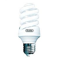 Лампа ECOTWIST  18W  860   E27  (EСOLITE)100шт