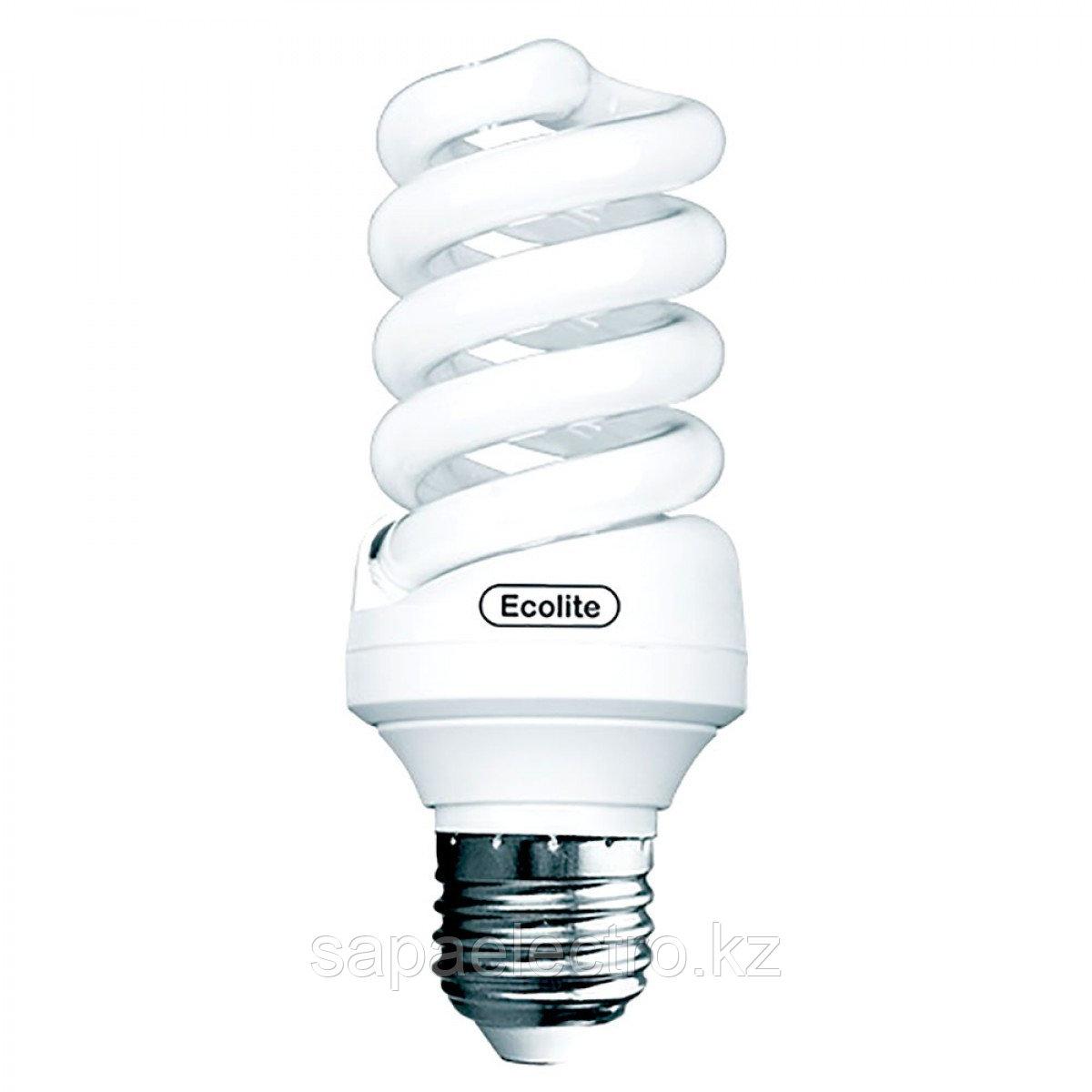 Лампа ECOTWIST  22W 860 E27 (EСOLITE)100шт