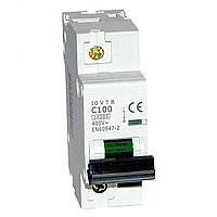 10VTB-1С100  Автомат 1P  100A  10KA  B-C   (VIKO)