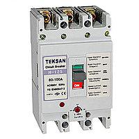 Авт-рубильник H-100 80-100A  (16шт)     (TEKSAN)