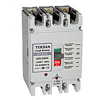 Авт-рубильник H-250 200-250A  (6шт)      (TEKSAN)