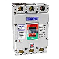 Авт-рубильник H-630 500-630A  (4шт)     (TEKSAN)