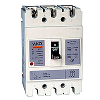 Авт. Выкл. VMF3  250А 3Р 35кA (VIKO)8шт