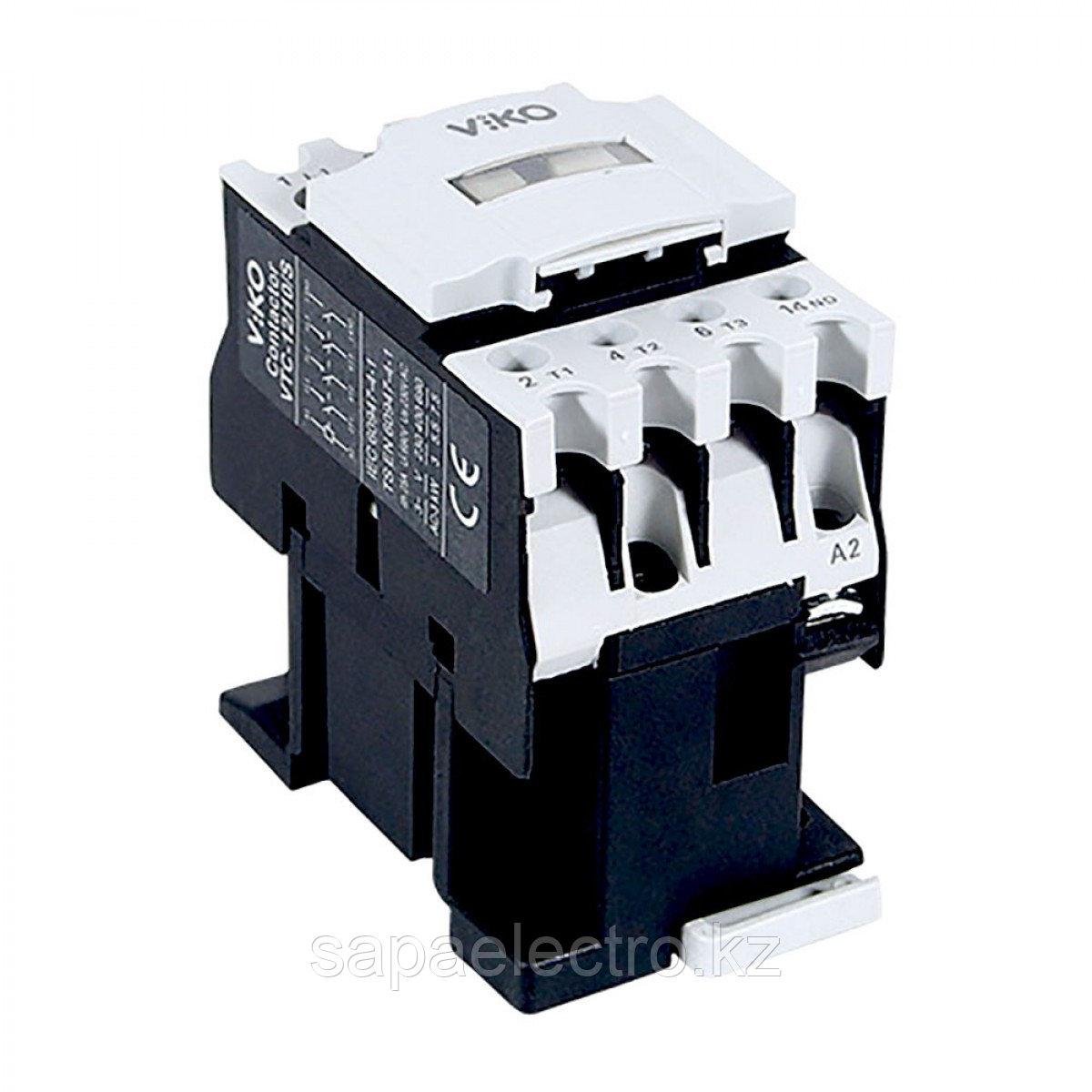 VTC-12/10/S AC CONTACTOR 12A  1NO  230V(VIKO)50шт