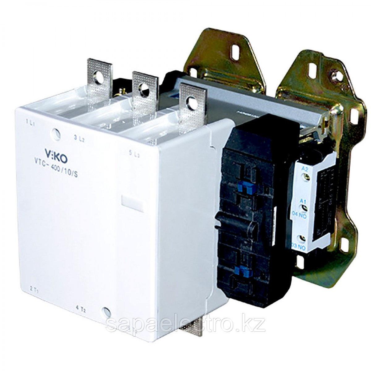 VTC-400/10/S AC CONTACTOR 400A  1NO 230V (VIKO)2шт