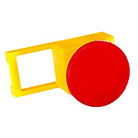 06А0845  Кнопка STOP (красн) VMPA-ES1 MPS-1 (VIKO)