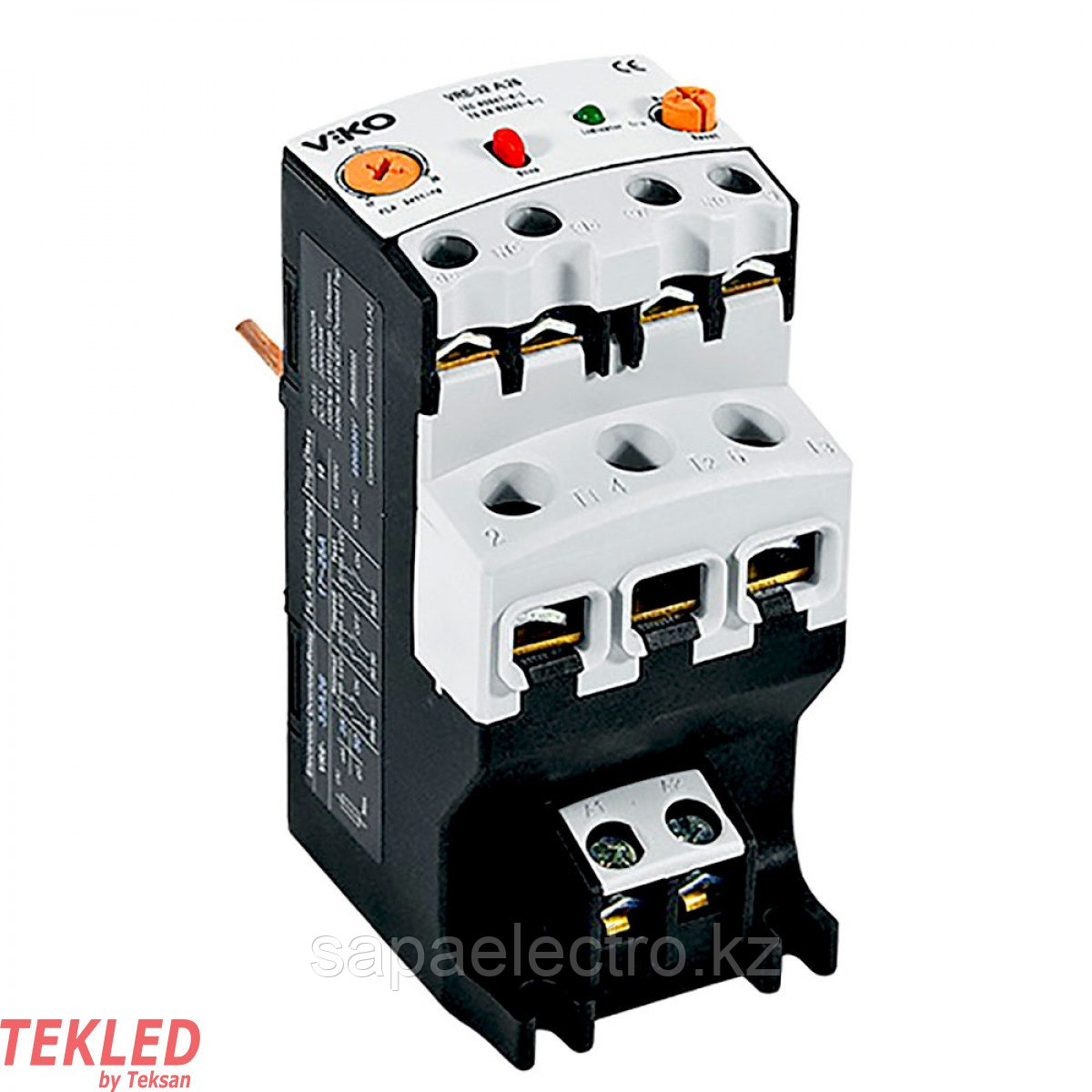 VRE-32A23 ELECTR.THERMAL RELAY 7-10A  AUTO(30шт)
