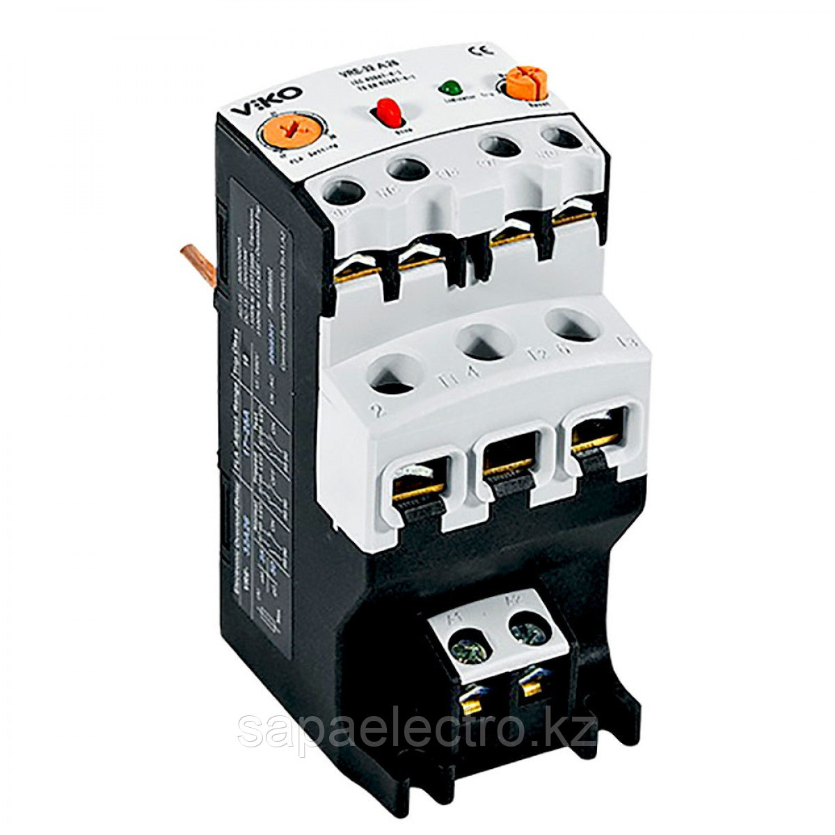 VRE-32A26 ELECTR.THERMAL RELAY 17-25A  AUTO (30шт)