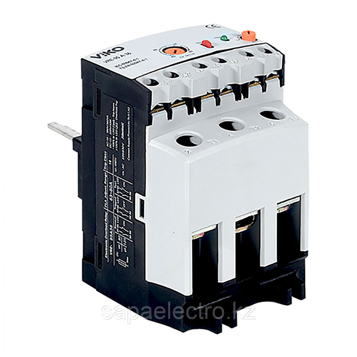 VRE-95A33 ELECTR.THERMAL RELAY 37-50A  AUTO (27шт)