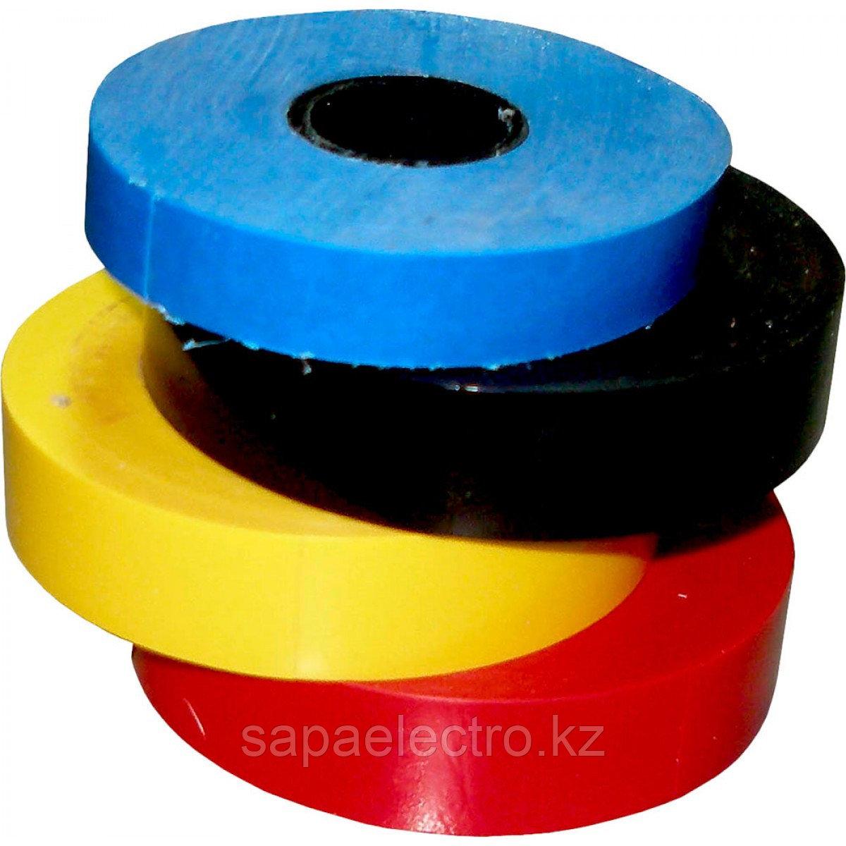 Изолента PVC  INSULATING TAPE RED 8.4M 500шт