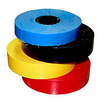 Изолента PVC  INSULATING TAPE  BLACK 8.4M 500шт