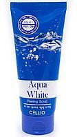Cellio Aqua White Peeling Scrub-Пилинг-скраб