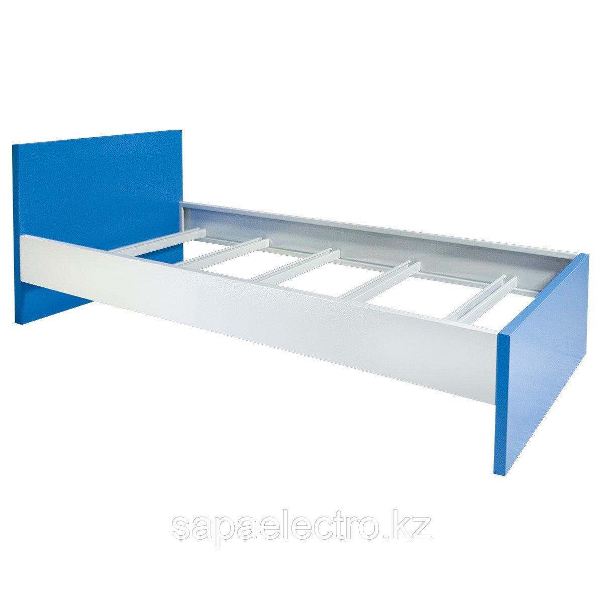 Кровать одноярусная металлическая (ELEGANCE) MGL(TS