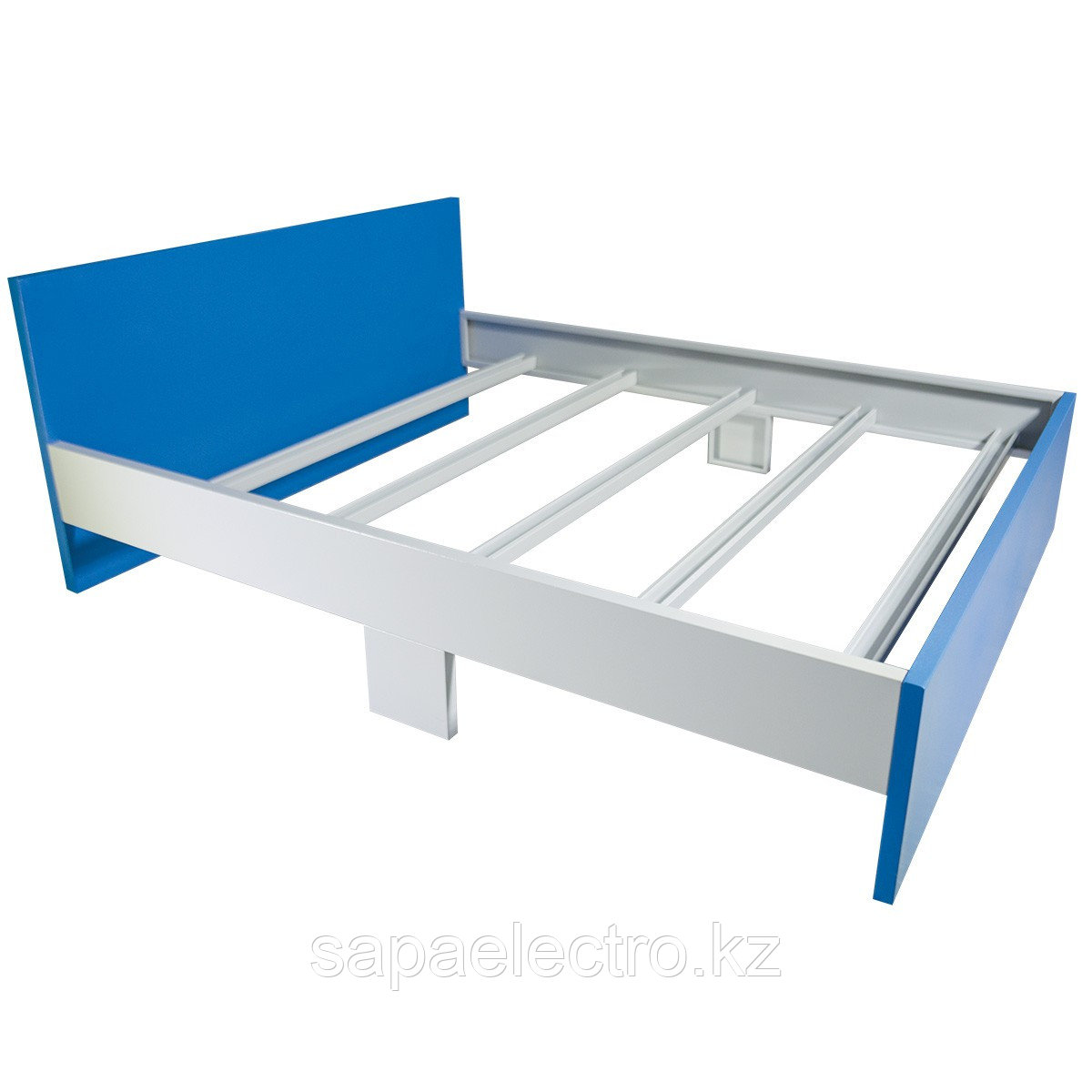 Кровать двухспальная металлическая COMFORT MGL(TS)