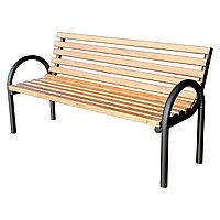 Садово-парковая скамейка Klasik (02) MGL(TS)