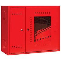 Метал. Щит Пожарный Красный (760x650x230) S/U MGL(T