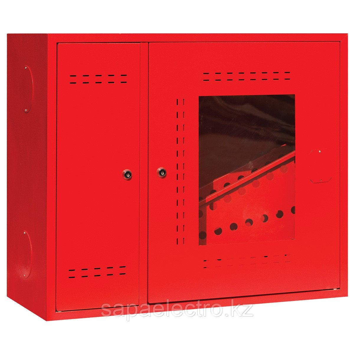 Метал. Щит Пожарный Красный (760x650x330) S/U MGL(T