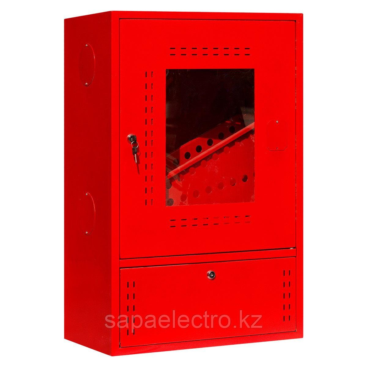 Метал. Щит Пожарный Красный (870x540x330) S/U MGL(T