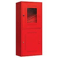 Метал. Щит Пожарный Красный (1280x540x330) S/U MGL(