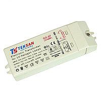 TRANSFORMATOR ELEKTR. 60W  GD-07   (TEKSAN) 200шт