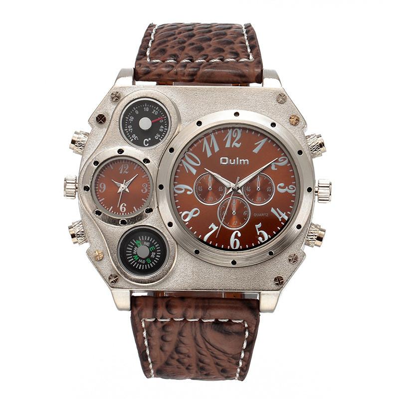 Шикарные часы Oulm 1349