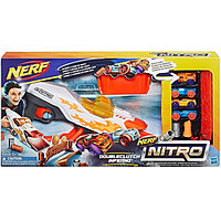 Hasbro Nerf Nitro E0858 Нерф Нитро Даблбрейк, фото 1