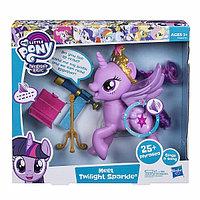 Hasbro My Little Pony E1973 Май Литл Пони Разговор о дружбе Твайлайт Спаркл, фото 1