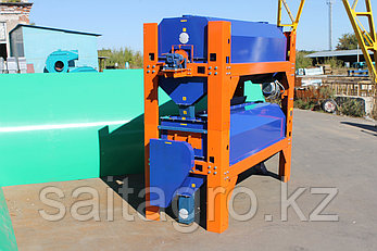 Триерный блок АЗТБ 07.800 производит. -7-8 т./ч., фото 2