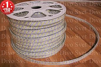 Светодиодная лента SMD 5730 в 3 ряда диоды, 220 В. Диодная лента, LED Strip light 220V.