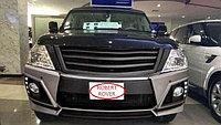 Обвес на Nissan Patrol Rojam Style