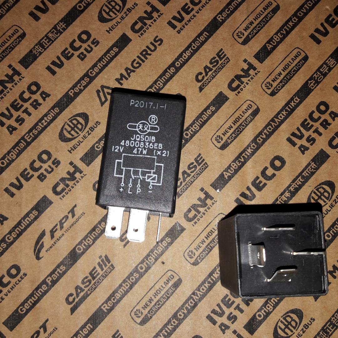 503641838 Реле поворота Iveco Power Daily