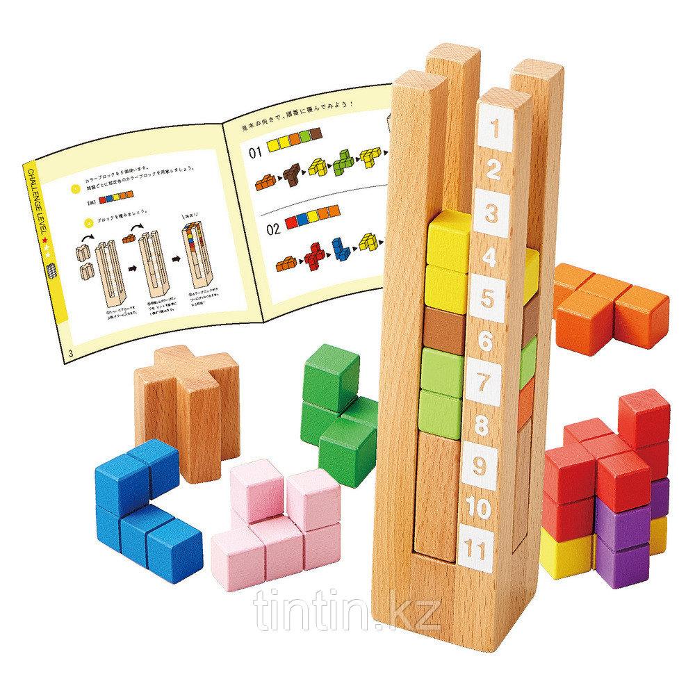 Игра-головоломка - Башня Соломона (от 3 до 99 лет)
