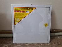 """Люк-дверца ревизионная пластиковая 400х400 с нажимным замком """"PUSH"""", фото 1"""