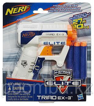 Бластер Nerf Elite Triad EX-3