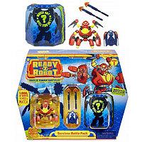 Ready2Robot 553878 Две капсулы и оружие