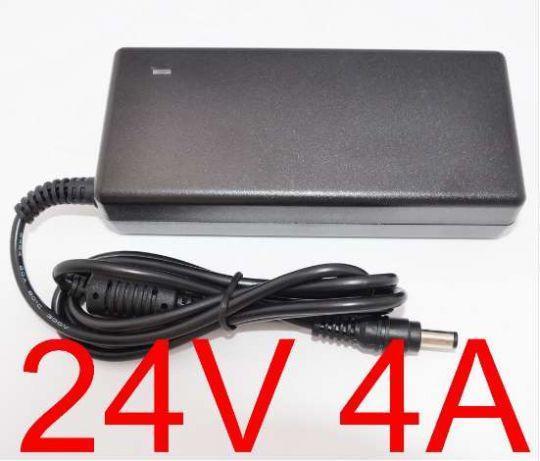 Блок питания 24V 4A для телевизора LG  (разъем 5.5-2.5) 96W Max