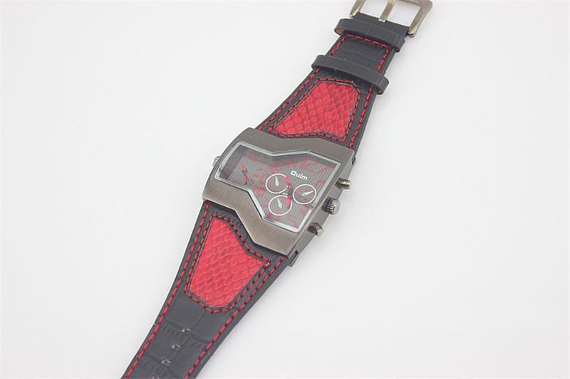 Классные часы Oulm 1220. Рассрочка. Kaspi RED.