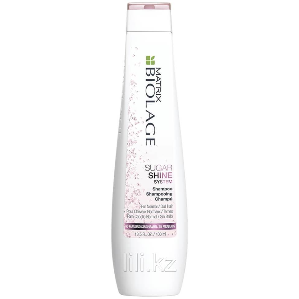 Шампунь для блеска волос - Matrix Biolage Sugar Shine Shampoo 250 мл.