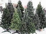 Ели искусственные искусственная ель, елки искусственные, елки из пвх  3 м (диаметр 1,3 м), фото 4
