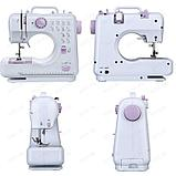 Мини швейная машинка Household Sewing Machine FHSM-505, фото 2