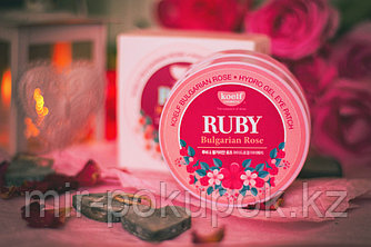 Гидрогелевые патчи Petitfee Koelf Hydro Gel Ruby & Bulgarian Rose Eye Patch, Алматы