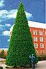 Искусственная каркасная елка Астана, хвоя-пленка 9 м (диаметр 4 м), фото 3