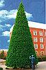 Искусственная каркасная елка Астана, хвоя-пленка 15 м (диаметр 6,6 м), фото 3