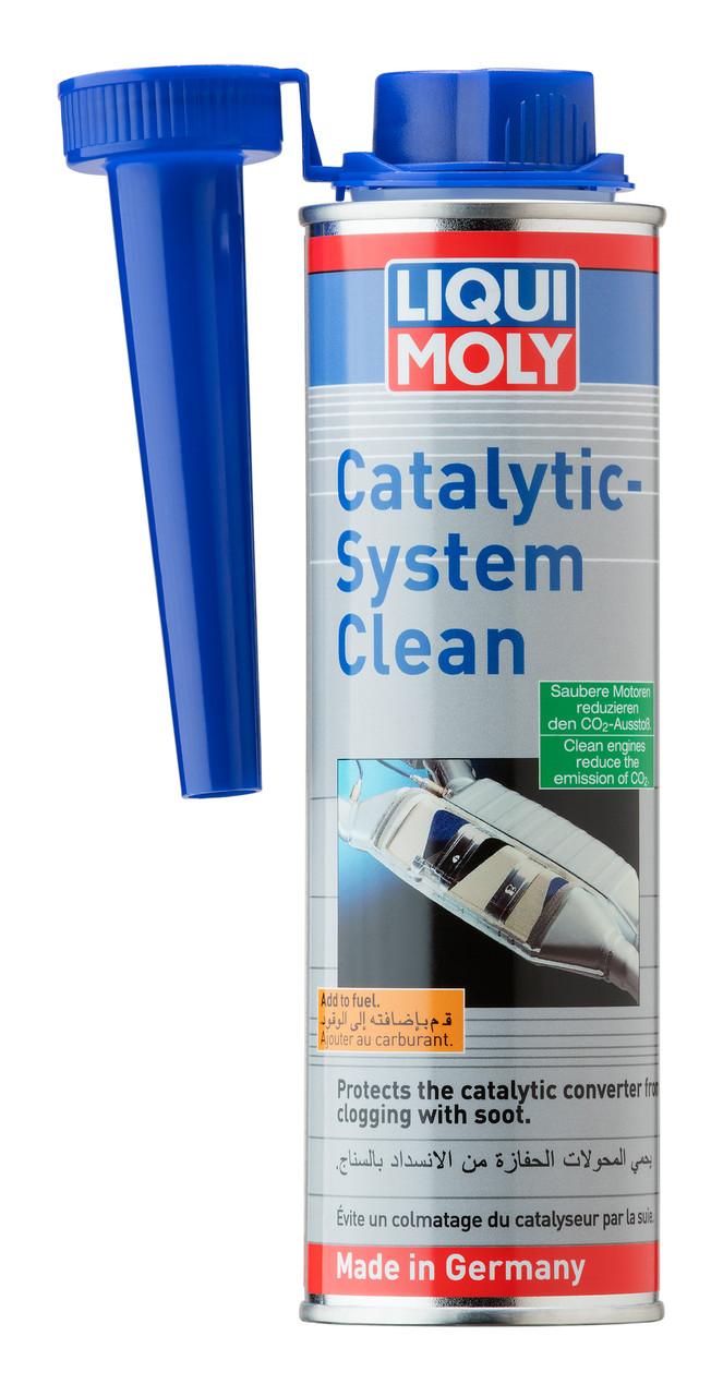 Очиститель катализатора Catalytic-System Clean, LIQUI MOLY