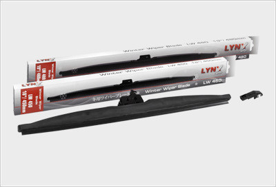 """Зимние щетки стеклоочистителя LYNXauto 21""""/530mm"""
