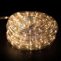 Дюралайт LED, свечение с динамикой (3W), 24 LED/м, ТЕПЛЫЙ БЕЛЫЙ, 14м, фото 1