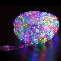 Дюралайт LED, свечение с динамикой (3W), 24 LED/м, МУЛЬТИ (RYGB), 14м, фото 1