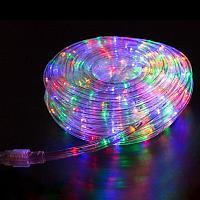 Дюралайт LED, свечение с динамикой (3W), 24 LED/м, МУЛЬТИ (RYGB), 6м, фото 1